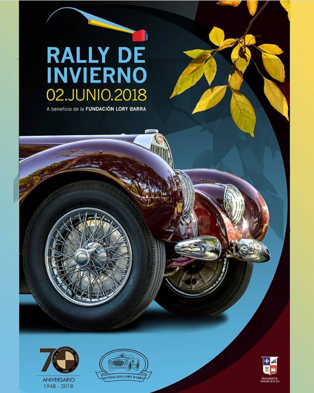 VIIIº Rally de Invierno Fund Lory Barra